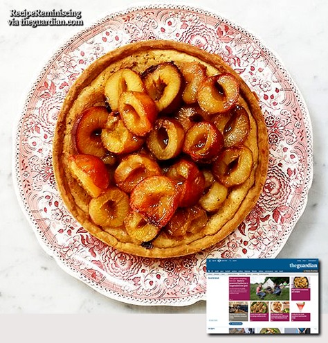 "The Plum Tart from ""The Light Years"""