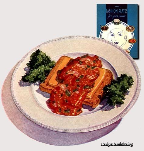 Tomato-Cheese Toast / Tomat- og Ostetoast