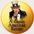 traditional badge american
