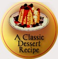 traditional badge dessert_flat