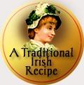 traditional badge irish_flat