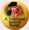 traditional badge scottish_flat
