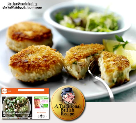 Traditional Smoked Mackerel Fishcakes