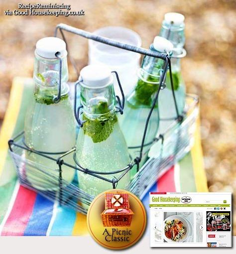 Warming Ginger Soda / Heit Ingefærdrikk