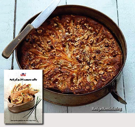 The Farmer's Apple Cake / Bondens Eplekake