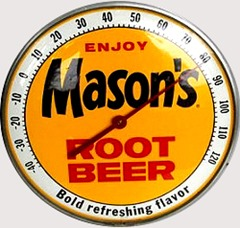 Soda & Soft DrinkSaturday - Mason's Old Fashioned Root Beer