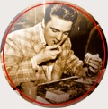 Elvis-having-breakfast-at-Fort-Chaffee-Arkansas-March-25th-1958