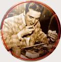 Elvis-having-breakfast-at-Fort-Chaffee-Arkansas-March-25th-1958