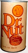 Soda & Soft Drink Saturday - Dr Nut