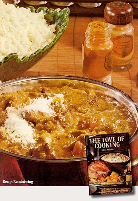Gosht Takhari – Indian Beef Curry / Indisk Karrirett med Oksekjøtt