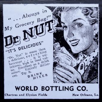 Soda & Soft Drink Saturday - Dr Nut