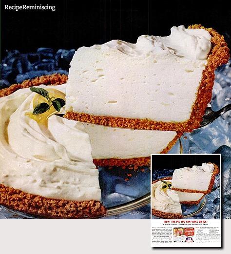 No-Bake Whipped Angle Food Pie
