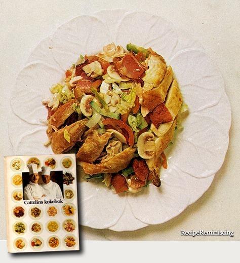 Chicken Salad / Kyllingsalat