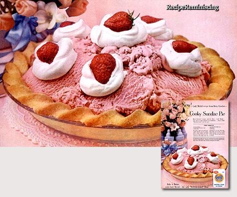 Cooky Sundae Pie