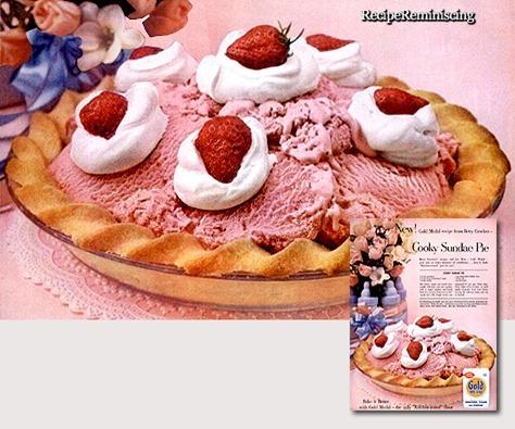 Cooky Sundae Pie / Iskrempai