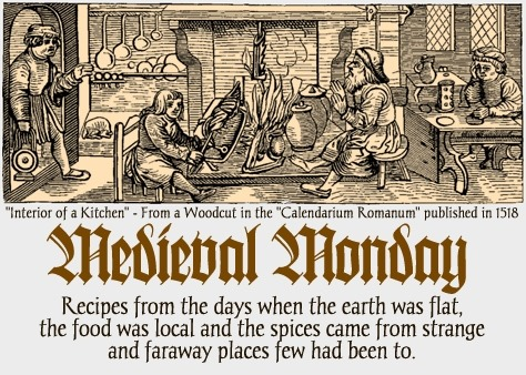 Medieval Food Preparation Kitchens And Vendors