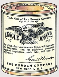 The History of Canned Milk