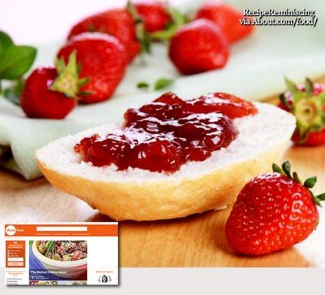 Gammeldags Jordbærsyltetøy