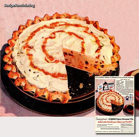 'Open Sesame' Pie