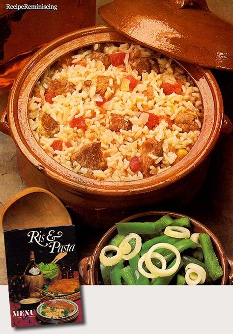 Persian Pilaf