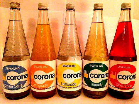 Soda& Soft Drink Saturday- Corona