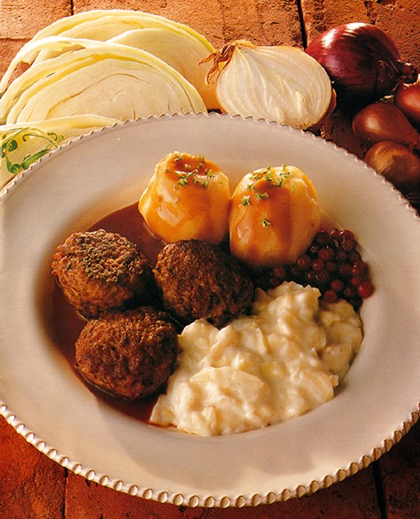 The Truth About the Norwegian Meat Balls