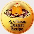 traditional badge dessert