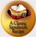 traditional badge sandwich_flat