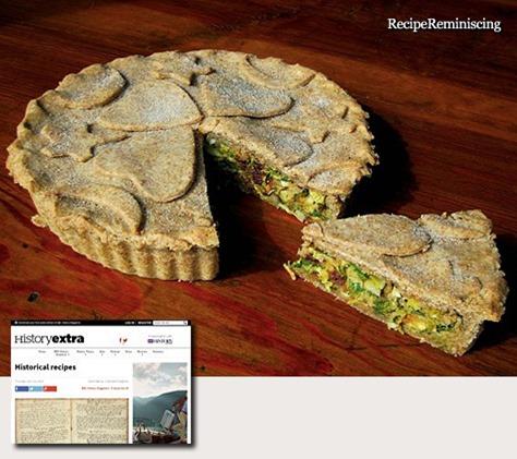 Tudor Vegetable Pie