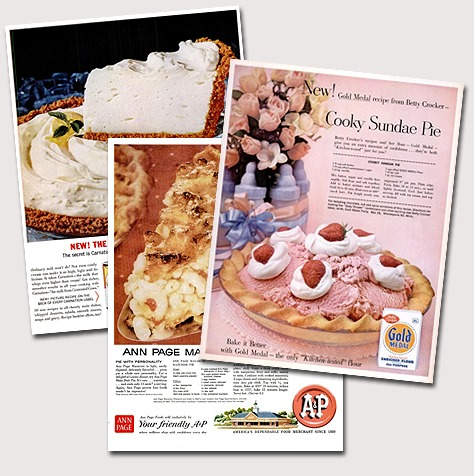 Recipes from Old Ads