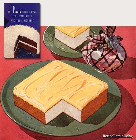 Wipped Cream Cake / Kake av Pisket Kremfløte