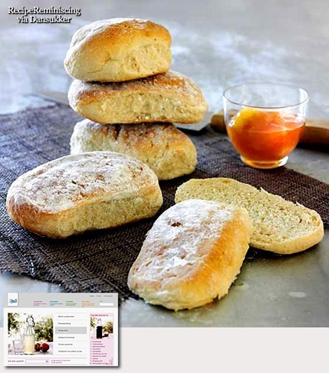 Breakfast Rolls / Frokostrundstykker