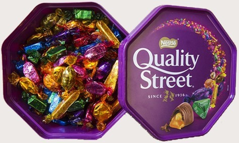 The History of Quality Street