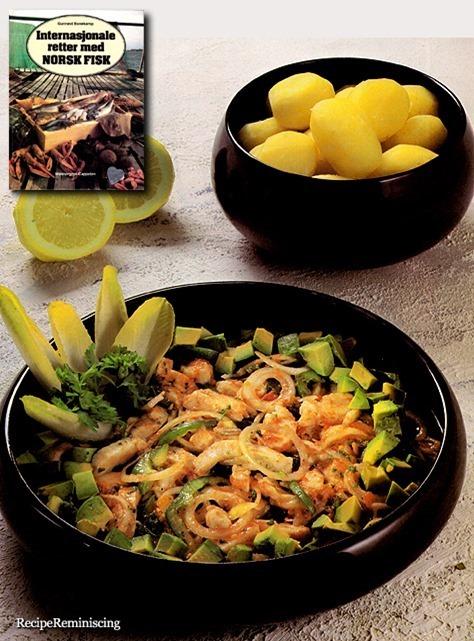 Brazilian Ceviche / Brasiliansk Ceviche