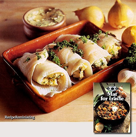 Steamed Fish Fillets with Garlic Butter