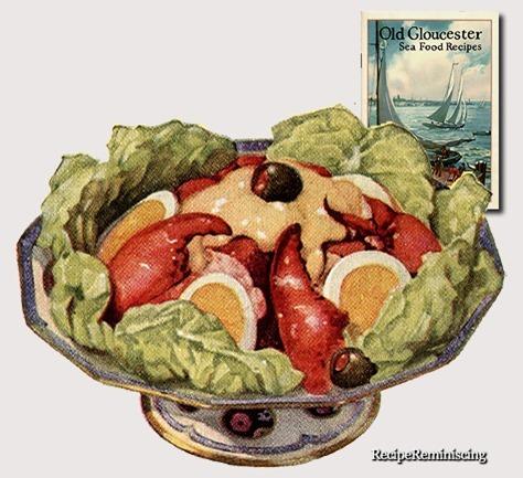 Hummer Salat