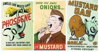 Image result for when was mustard gas first used
