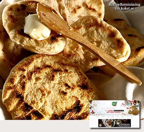Swedish Fryingpan Bread / Pannbröd
