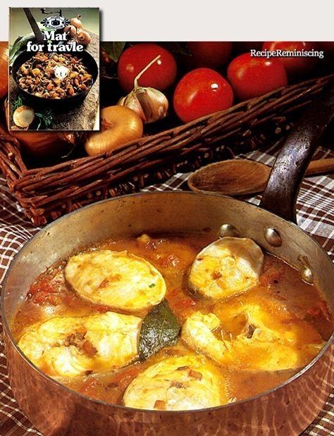 Portuguese cod recipereminiscing for Portuguese cod fish recipes