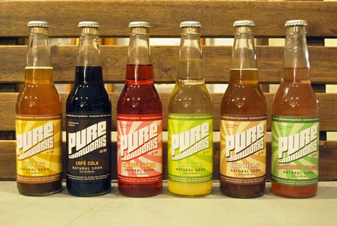 Soda & Soft Drink Saturday - Pure Sodaworks