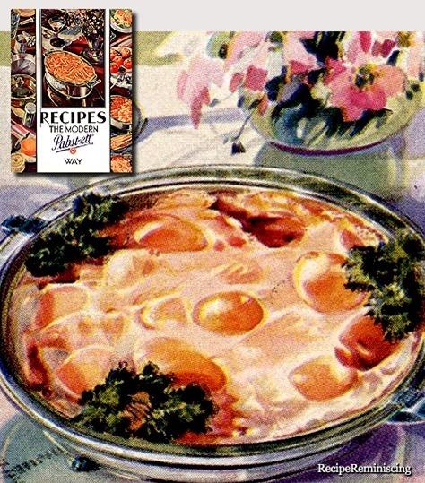 Savory Eggs / Velsmakende Egg