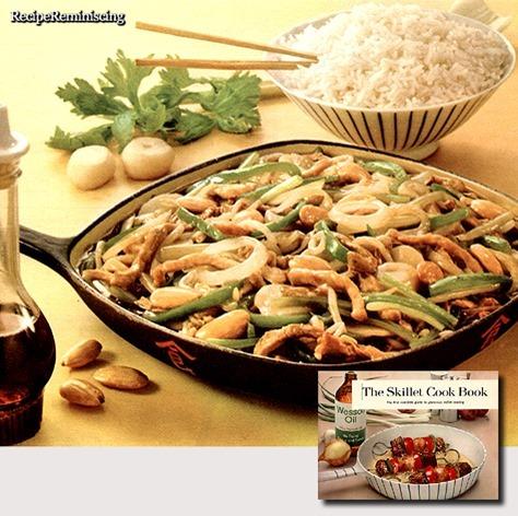 Skillet Chop Suey / Pannestekt Chop Suey