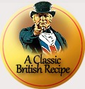 traditional badge british