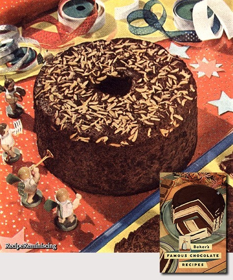 Mahogany Cake / Mahognykake