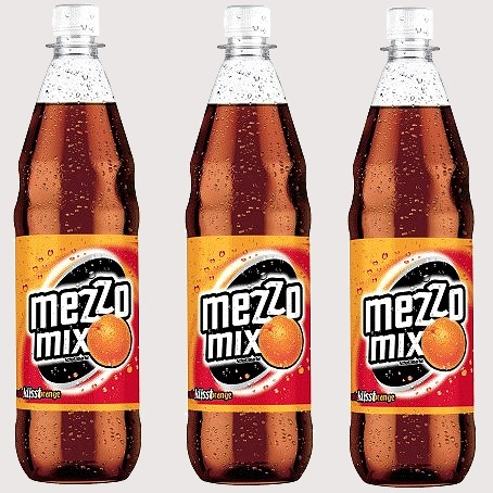 Soda & Soft Drink Saturday - Mezzo Mix
