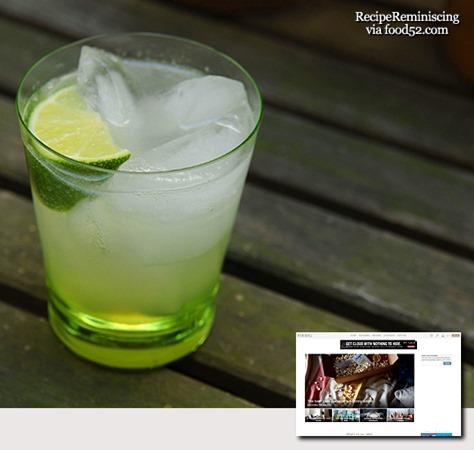 Mint Limeade / Myntelimonade