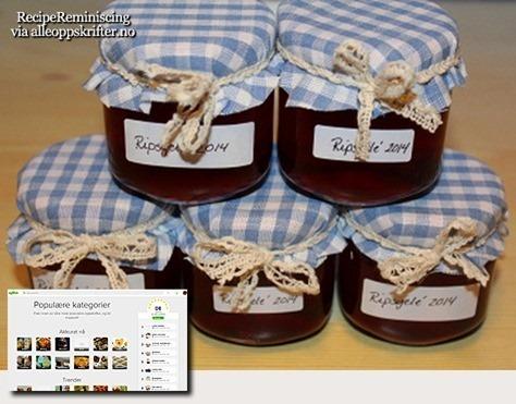Redcurrant Jelly / Ripsgelé