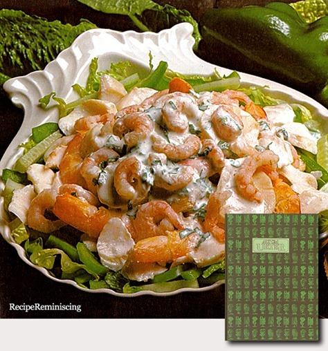 Shellfish Salad with Tarragon
