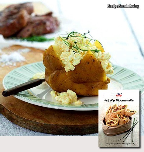 Chakalaka Potatoes / Chakalakapoteter