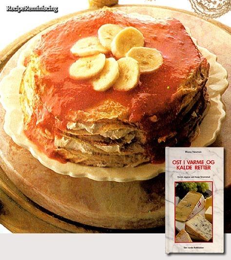 Pancake Dessert / Pannekakedessert